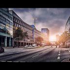 Hamburg, Ludwig-Erhard-Straße
