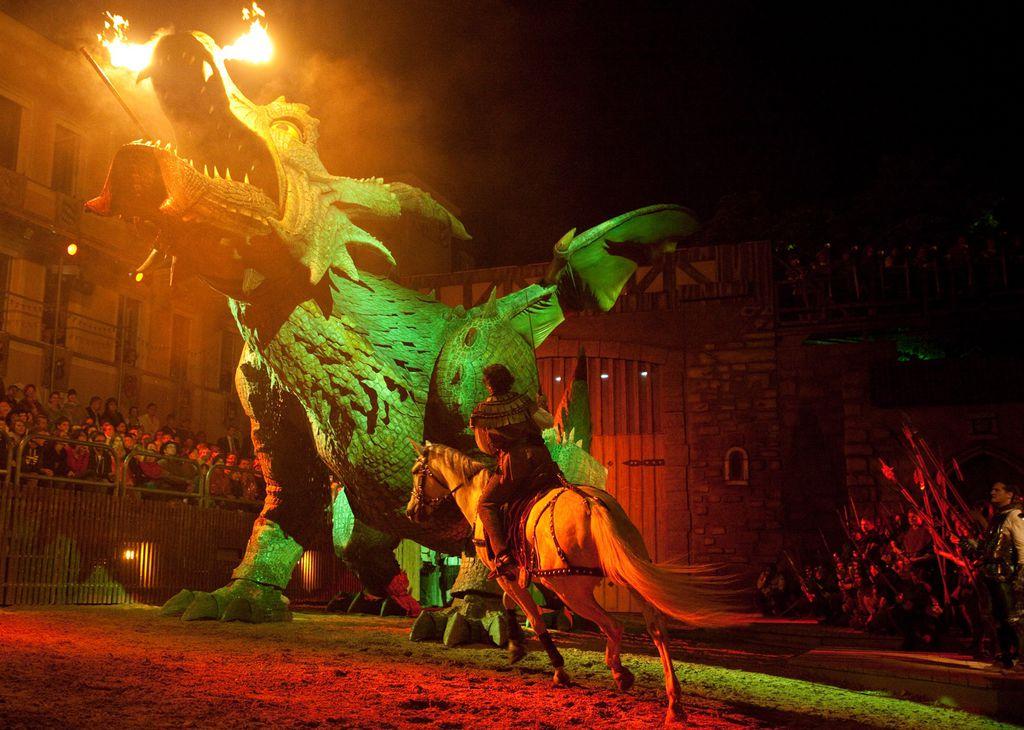 Drachenstich-Festspiele Furth im Wald
