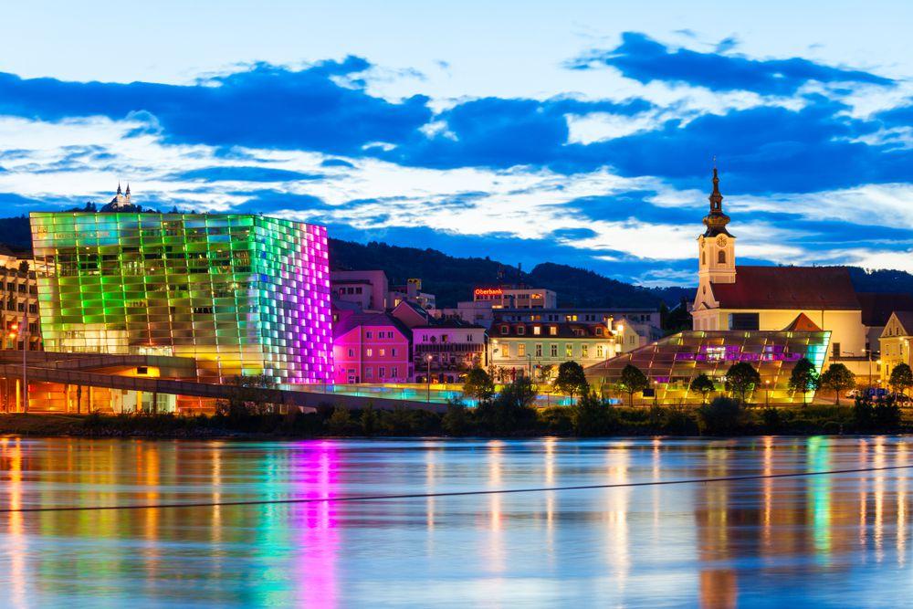 Linz, Österreich