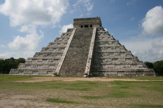 Chichen Itza Hauptpyramide
