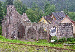 Foto Klosterruine Allerheiligen