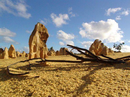 Pinnacle Desert 1