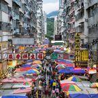Platz 6: Hongkong setzt auf kosmopolitische Kochkunst