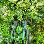 Im Park von Schloß Charlottenburg