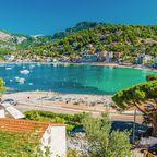 Hier geben Touristen am meisten aus, Platz 8: Palma de Mallorca