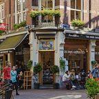 Cafés in der Nähe der Nieuwe Kerk