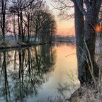 Der Spreewald in Brandenburg