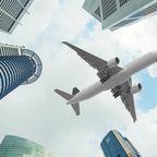 Reisen-Knotenpunkt: von Hongkong aus schnell an die verschiedensten Orte