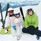 Die Skiorte in der Region Aletsch sind autofrei und schneesicher