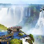 Sagen und Märchen um die Iguazú-Wasserfälle