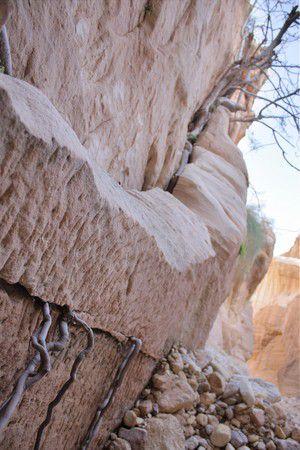 Schluchtimpression Petra