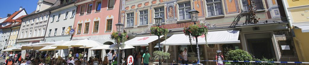 Restaurants in Fuessen