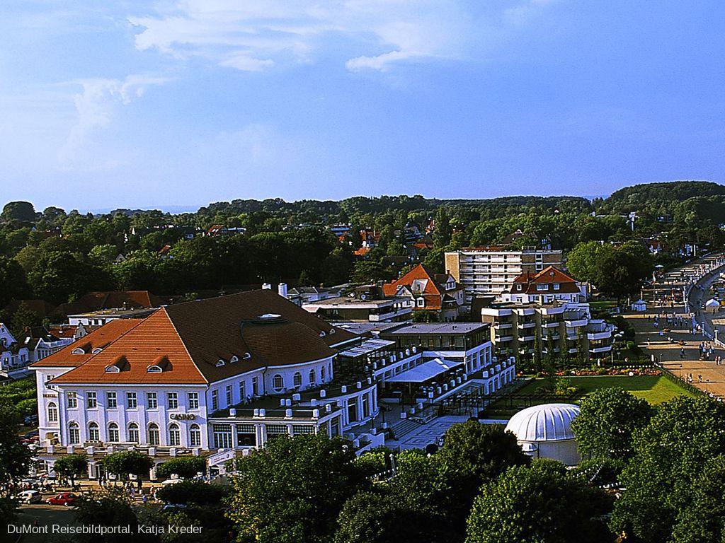 Columbia Hotel Casino Travemünde