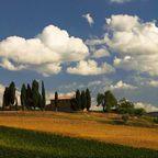 Herbst in der Toskana