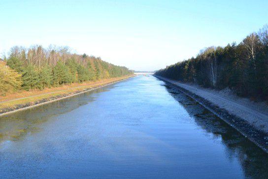 Elbe Seitenkanal Bad Bevensen