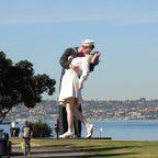 Sailors Goodbye Monument, San Diego Park