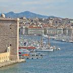 Marseille ist ein Dauerbrenner bei der Tour de France