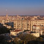 Havanna bei Sonnenuntergang