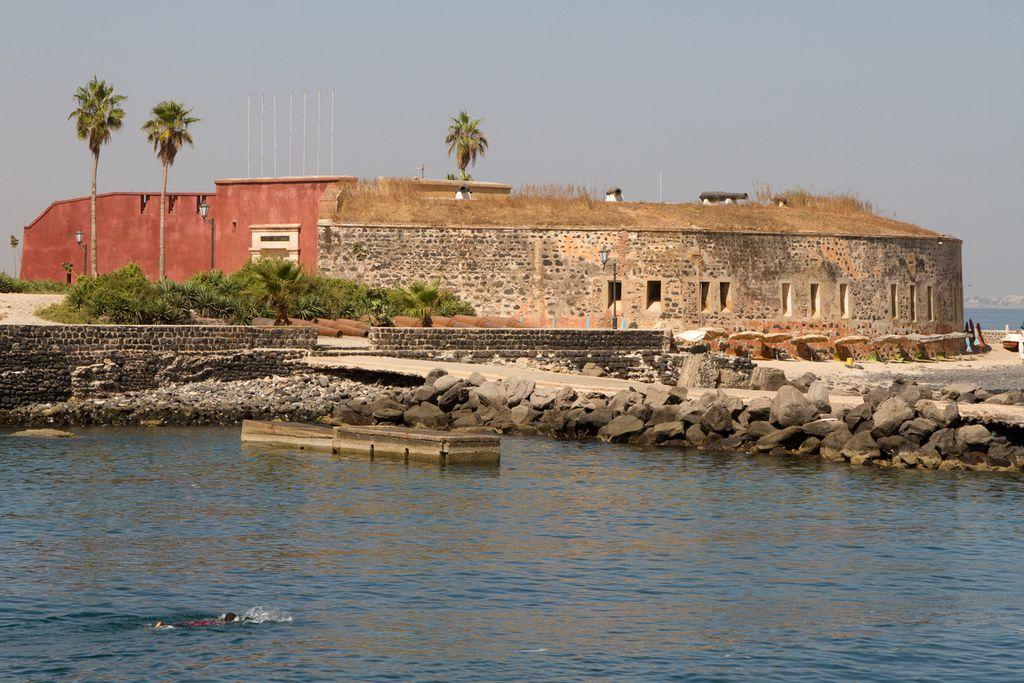 Maison des Esclaves auf der Insel Gorée