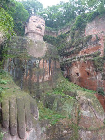 Großer Buddha, Leshan