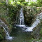 Wasserfälle von allen Seiten