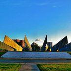 Monumento al Sol Naciente in Barquisimeto