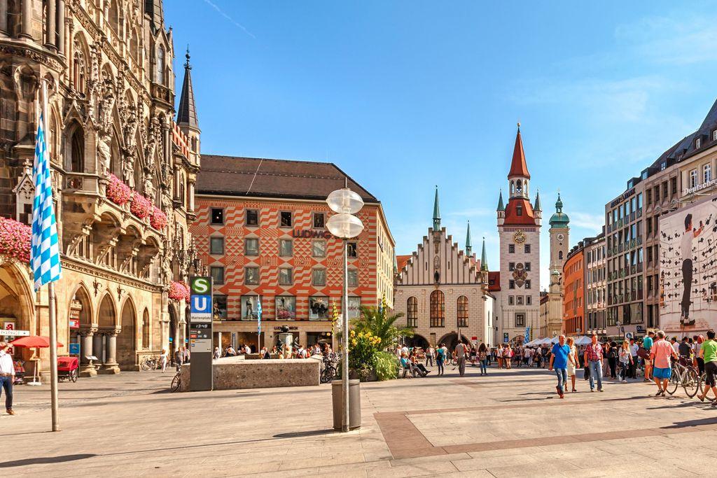 10 größte Städte in Bayern, Platz 1: München
