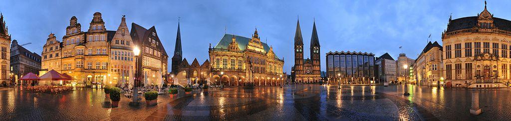 Hotels in Bremen-Stuhr, Marktplatz
