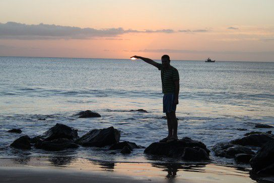 Hawaii - Maui - Sonnenuntergang
