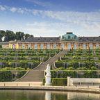 Wandern oder Abkürzen in Potsdam