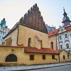 Die Altneu-Synagoge in Josefov
