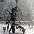 Basler Brunnen in Bewegung