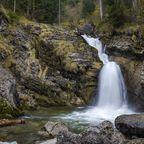 Die Kuhfluchtwasserfälle von Farchant