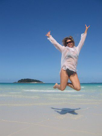 Whitsunday Island, Whitehavenbeach