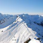 Gipfel Walmendingerhorn