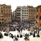 Rom, Spanische Treppe