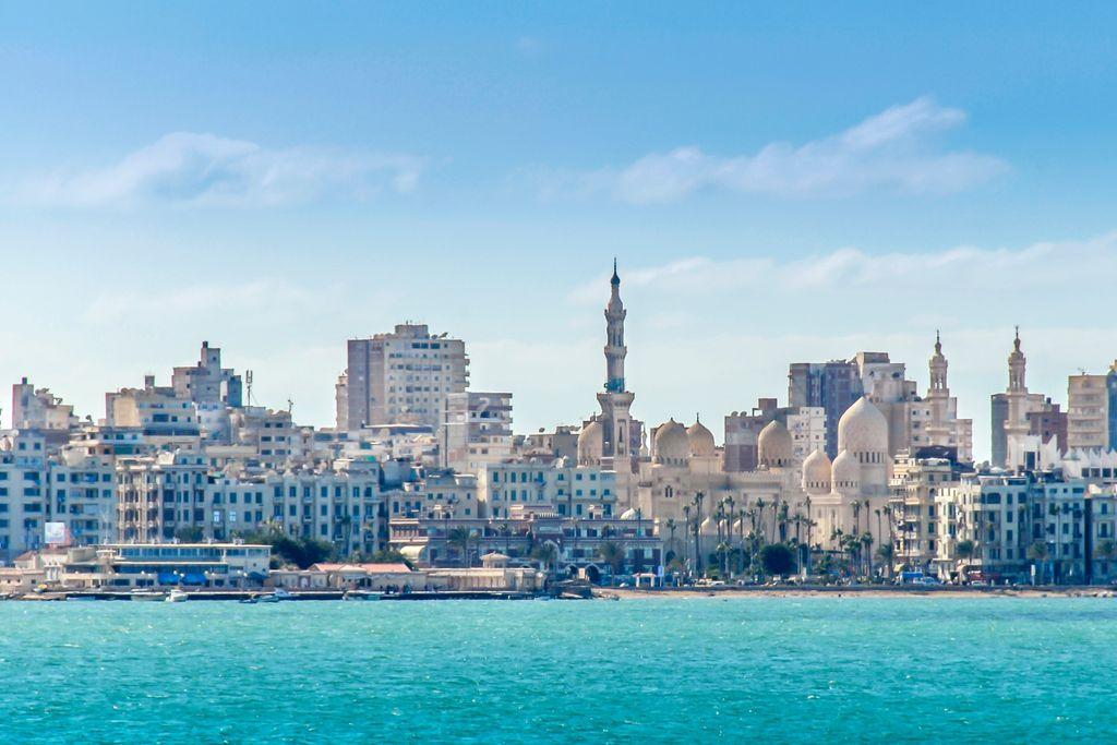 Top-Ziele 2019 für Städtereisen, Platz 1: Alexandria