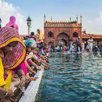 Top-Ziele 2019 für Fernreisen, Platz 2: Neu-Delhi