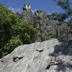 Guadelest das Dorf auf der Bergspitze 3