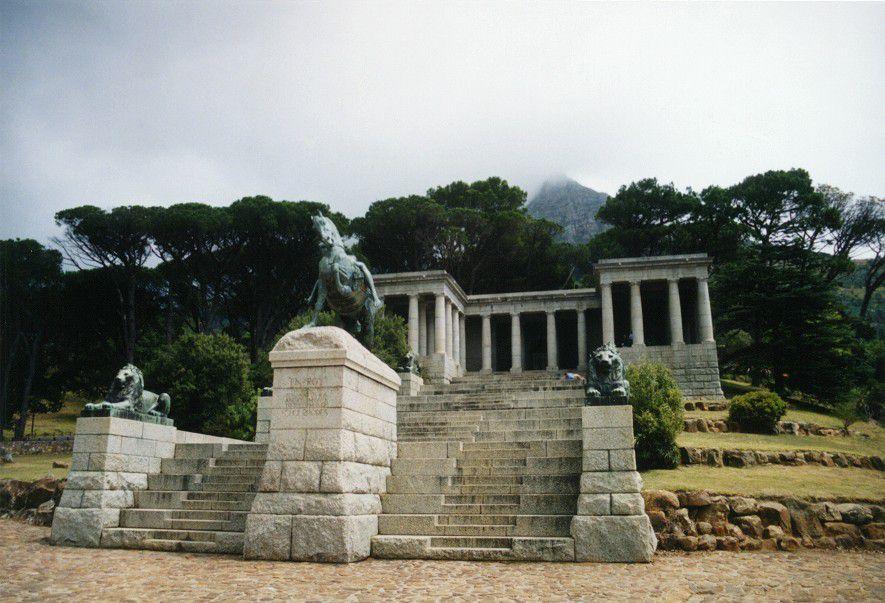 Cape-Town-Rhodes-Monument