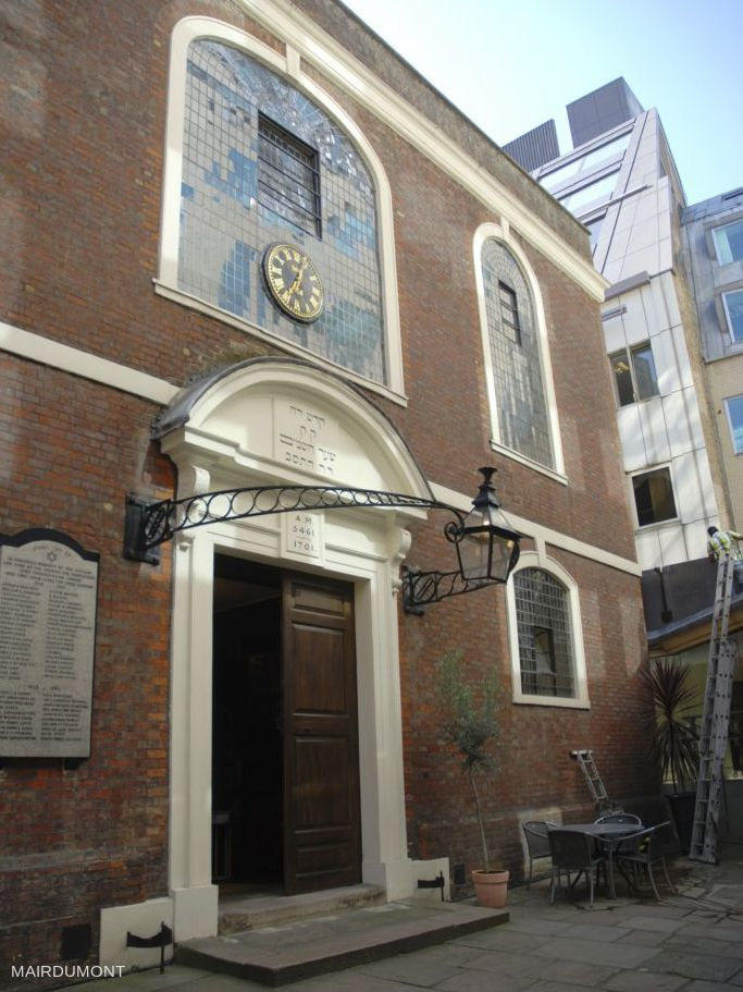 Bevis Marks Synagoge
