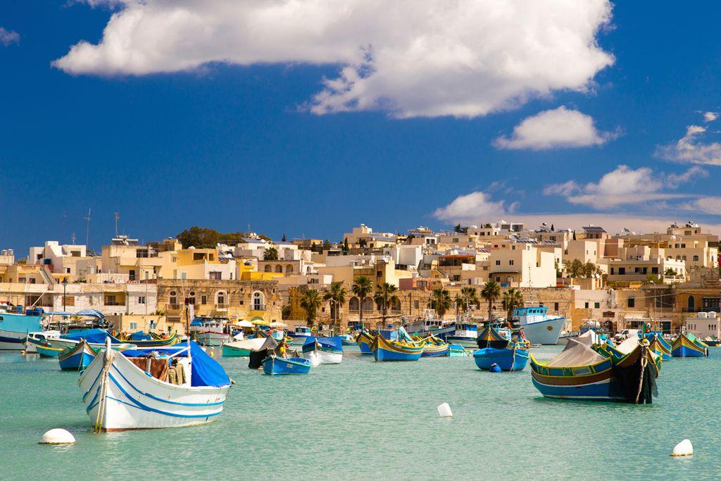 Platz 10: Malta