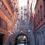 Die Treppen Stockholms