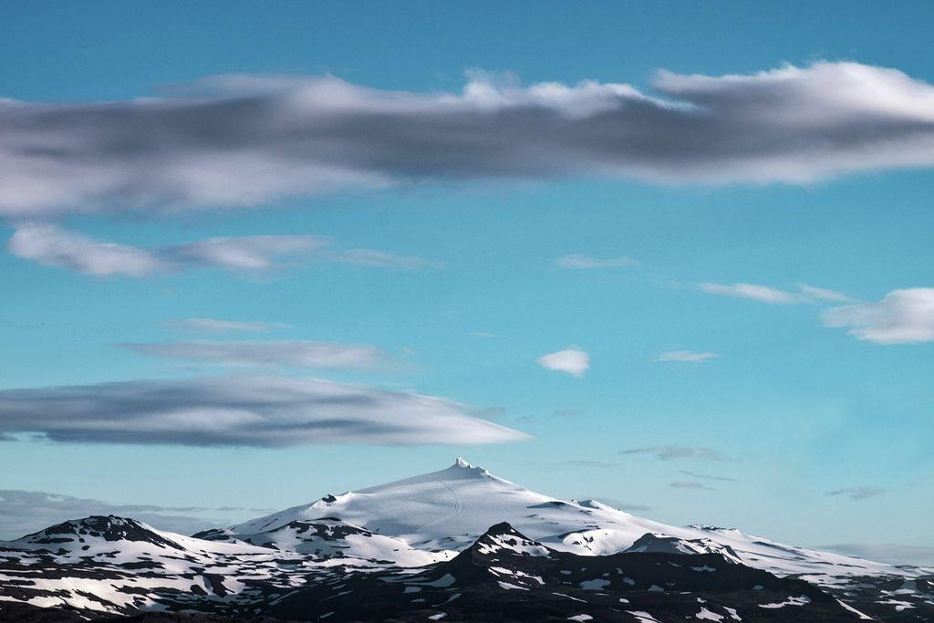Snæfellsjökull: Von hier geht es zum Mittelpunkt der Erde