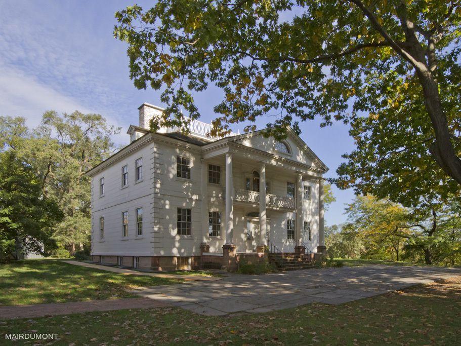 Morris-Jumel-Mansion
