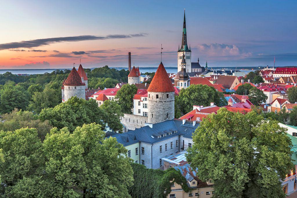 Estland: Hotel statt Hostel