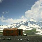 Vulkan in Kamtschatka