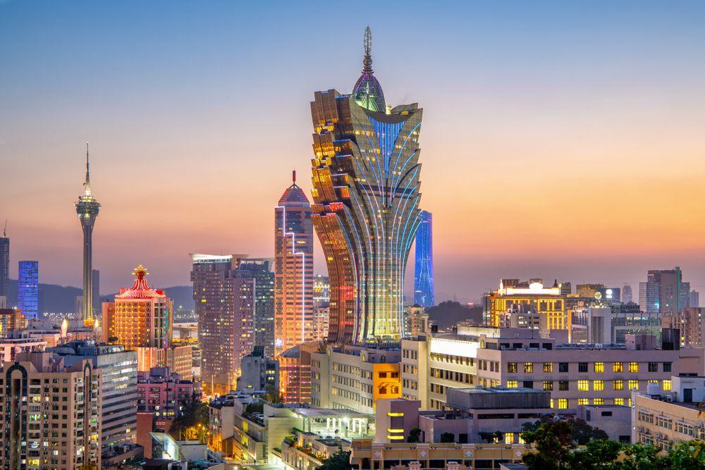 Uhrzeit Macau
