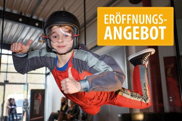 Y - Bodyflying für Kinder (2 Minuten)