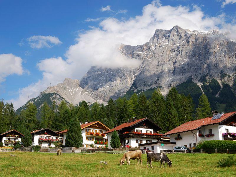 Platz 4: Österreich lockt mit Bergen, kleinen Dörfern und spektakulären Aussichten.